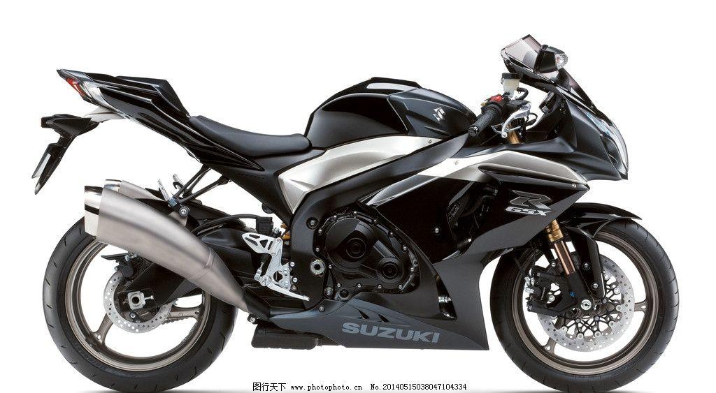 铃木 摩托车 全罩壳 双缸发动机 电子点火 大尾喷管 数秒升速
