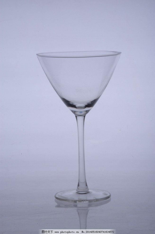 玻璃杯 白底玻璃酒杯 酒杯 玻璃 透明酒杯 其他 餐饮美食 摄影 300dpi