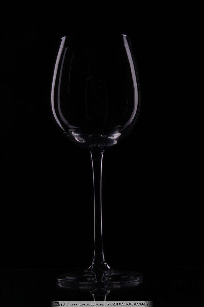 玻璃杯 玻璃酒杯 酒杯 玻璃 透明酒杯 其他 餐饮美食 摄影 300dpi jpg