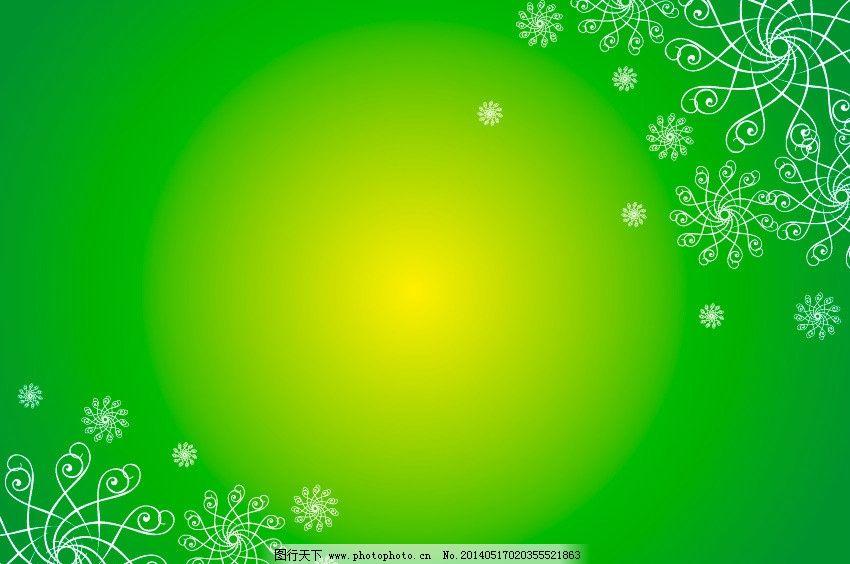 欧式清新绿色壁纸贴图