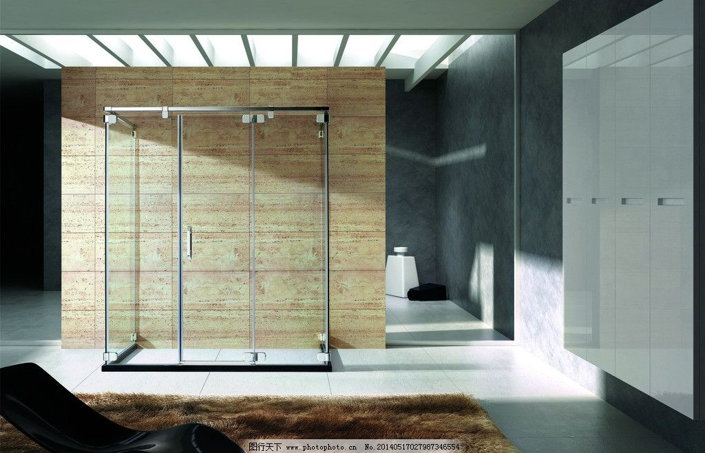 朗斯卫浴 朗斯 卫浴 淋浴房        高清 室内设计 环境设计 设计 150
