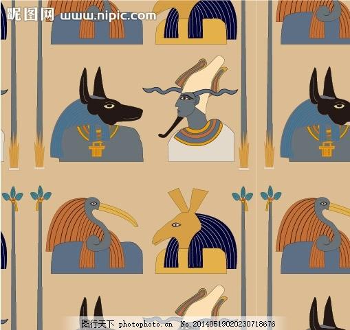 布纹 非洲元素 装饰图案 动物图案 墙纸纹 印花 花布 纹理 印染花纹