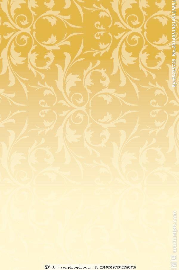 金箔效果包装花纹图片_包装设计_psd分层_图行天下图库