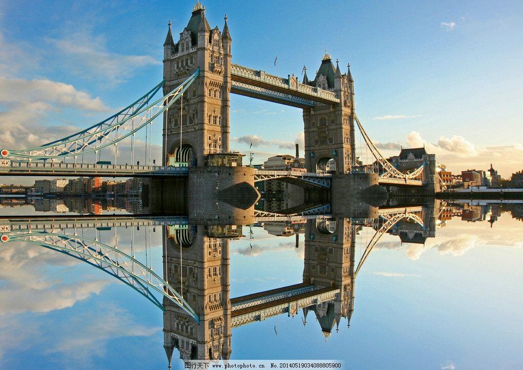伦敦塔桥 英国 英伦 伦敦