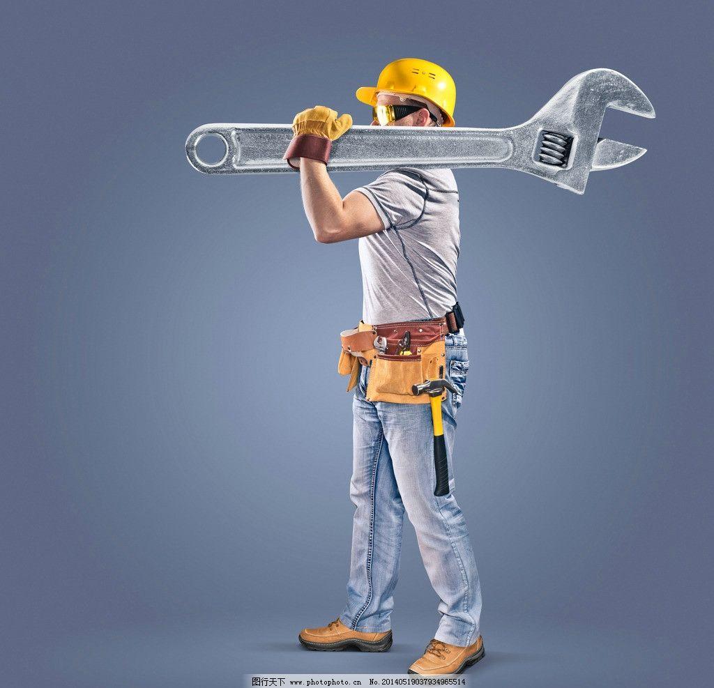 工程队 工程师 建筑工程 安装工 水电维修 服务人员 维修工人 车间