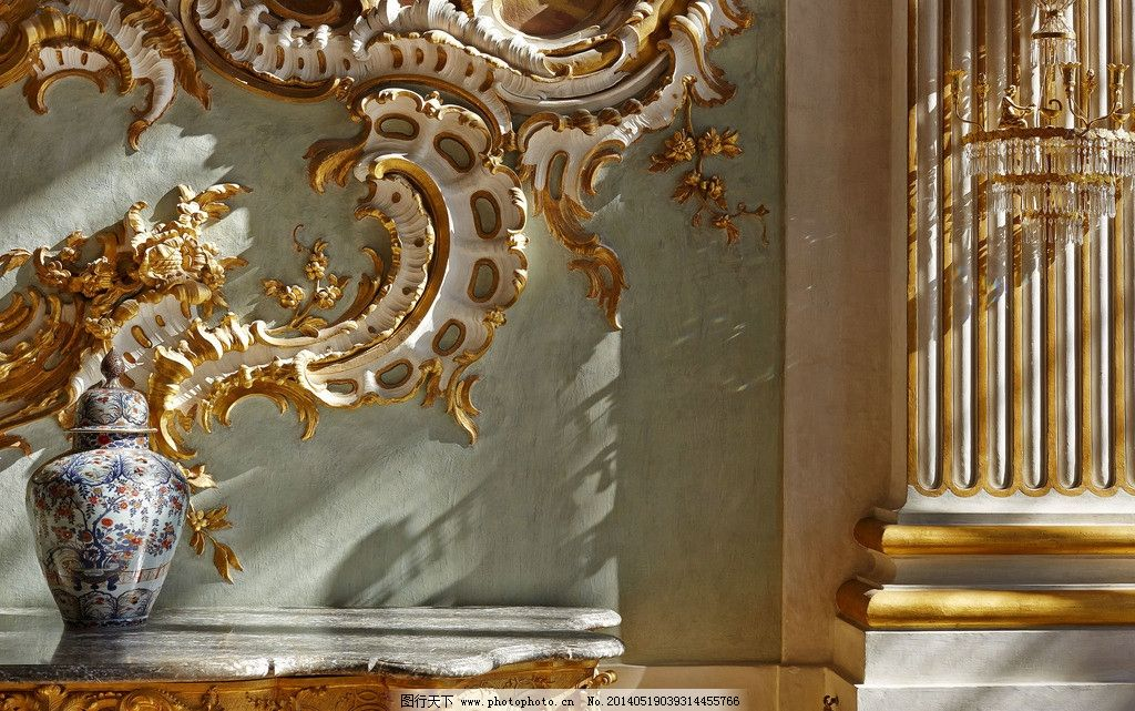 金色罗马 设计 异国风情 欧式 罗马 金色 室内摄影 建筑园林 摄影 360