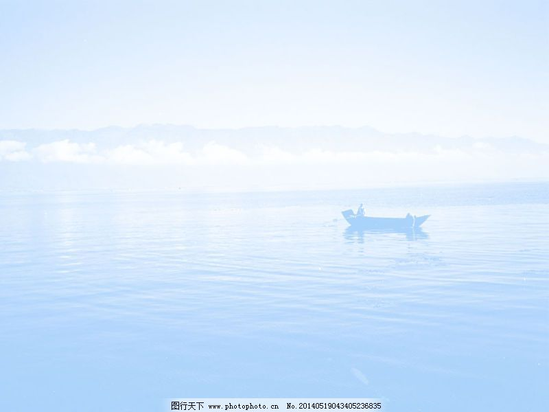 ppt 背景图片/蓝色淡雅的PPT背景图片