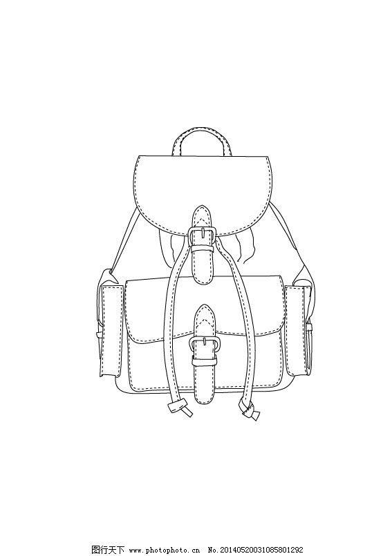 女式背包 流行 时尚 原创 设计 其他设计 广告设计 矢量 ai图片