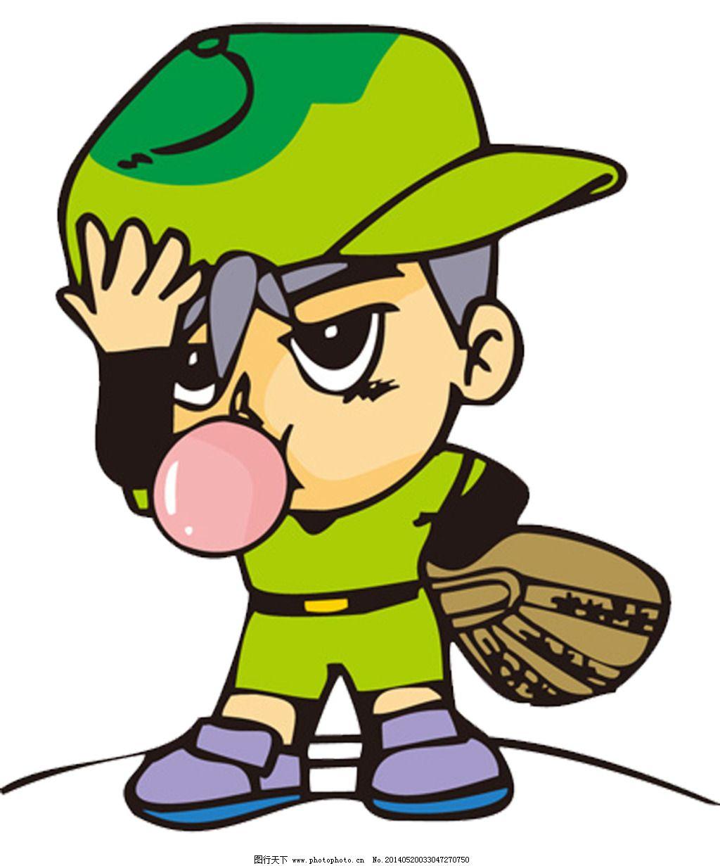戴帽子的小男孩免费下载
