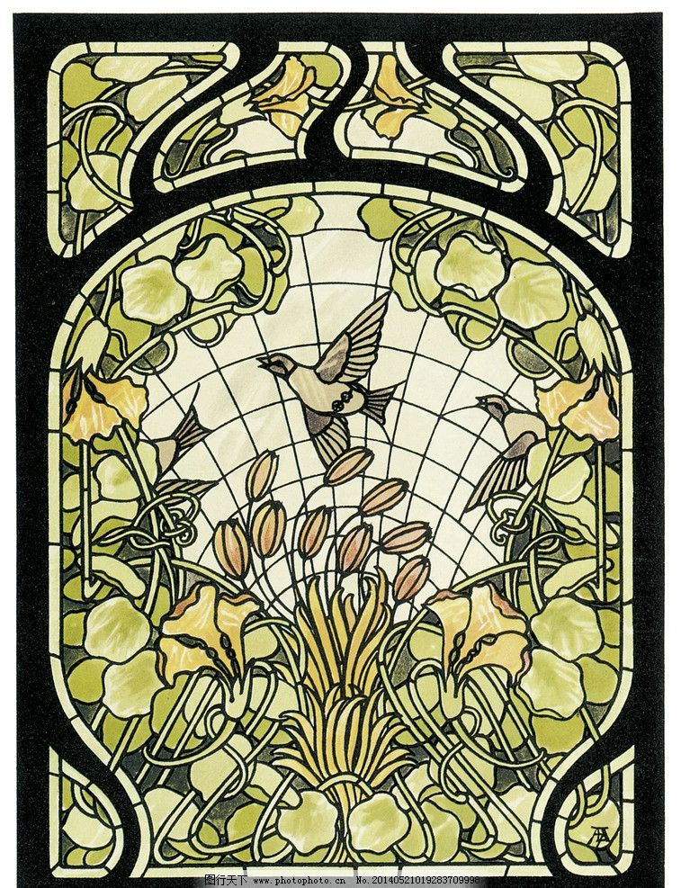 彩色 玻璃 欧洲 古典 传统 教堂 宗教 图案 设计素材 宗教信仰 文化
