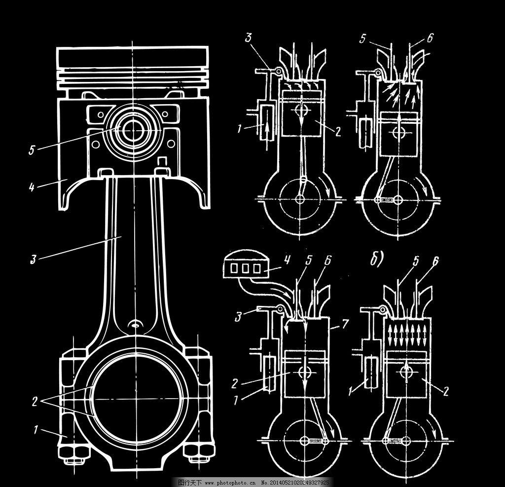 机械工程图图片
