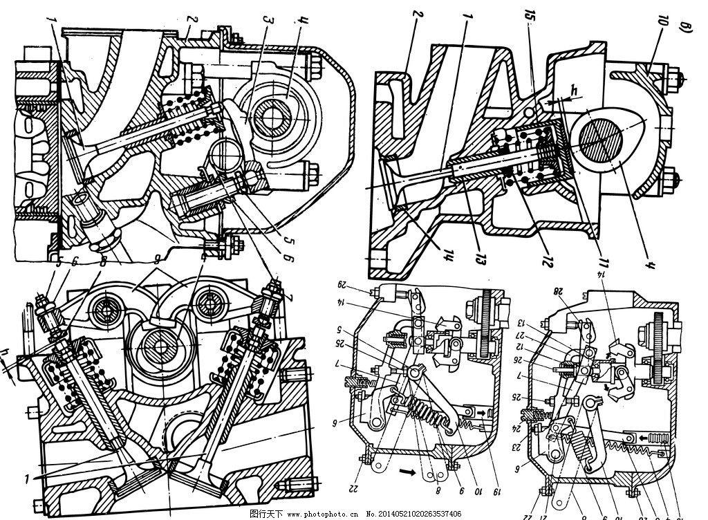 机械工程图 机械 工程