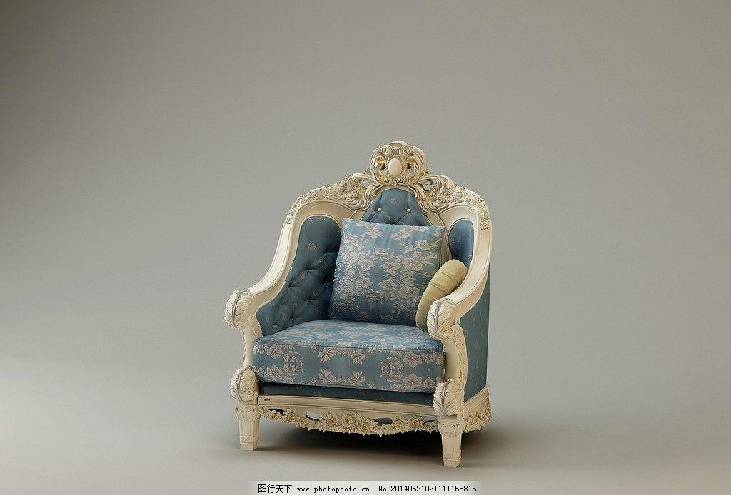 欧式单人沙发 欧式 沙发