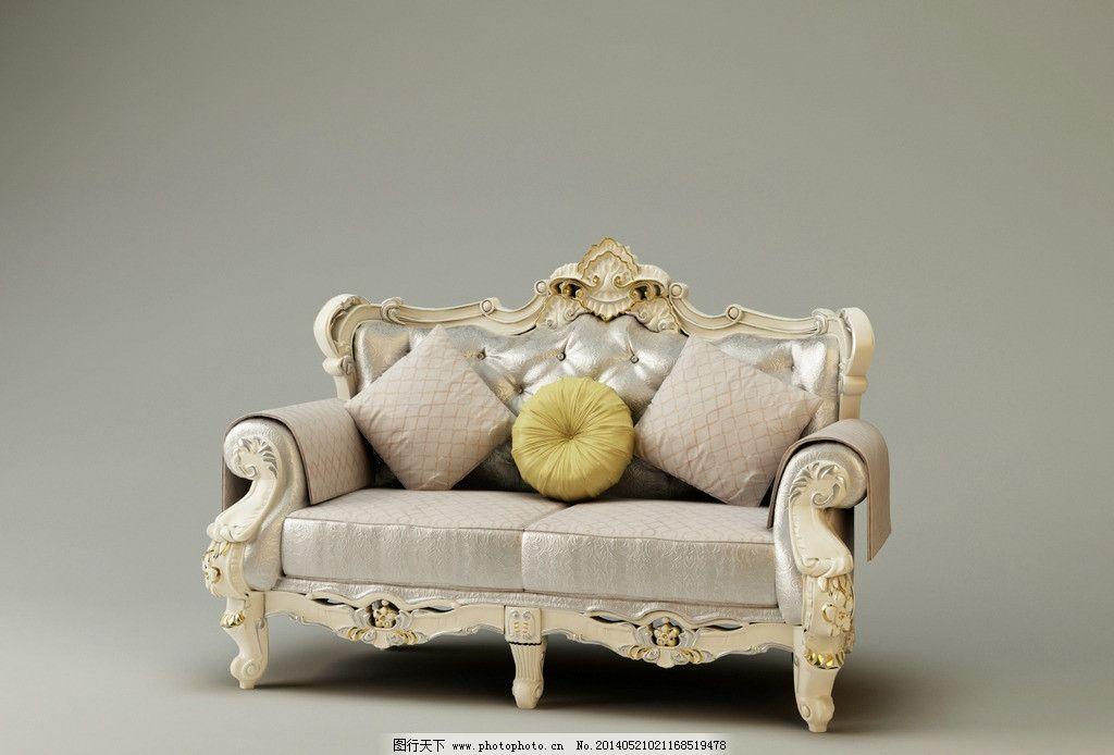 欧式双人沙发图片图片
