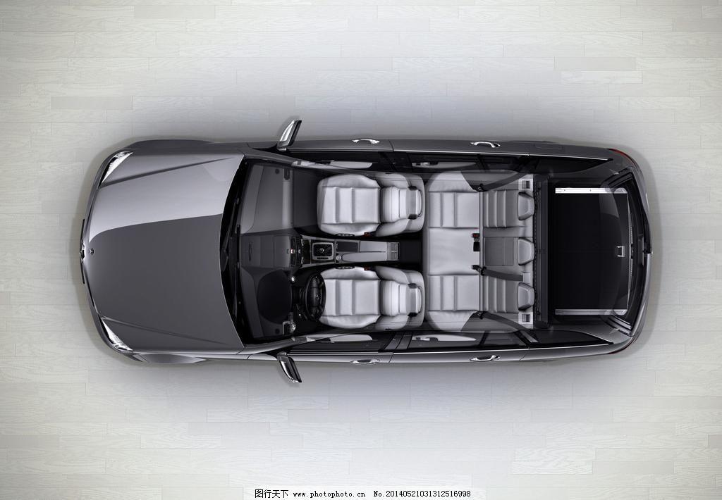 奔驰轿车透视图 奔驰 轿车 品牌 高端 汽车 奢侈品 俯视 透明
