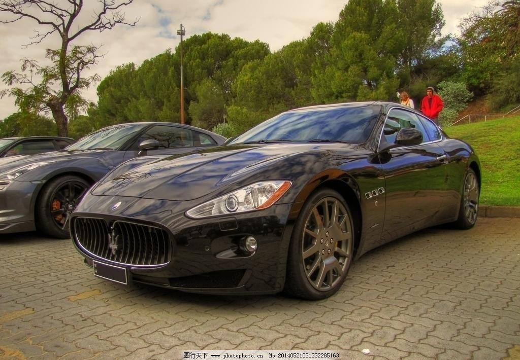 maserati玛莎拉蒂跑车 豪华跑车 交通工具 名贵 汽车 奢侈品