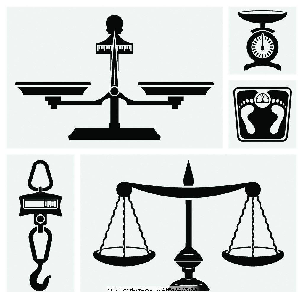 体重秤图片,电子秤 天平 测体重 体检 称重 健康-图行