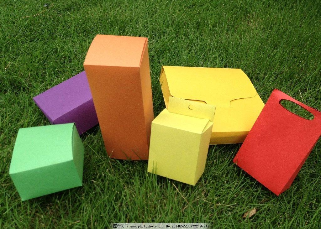 纸包装结构设计图片