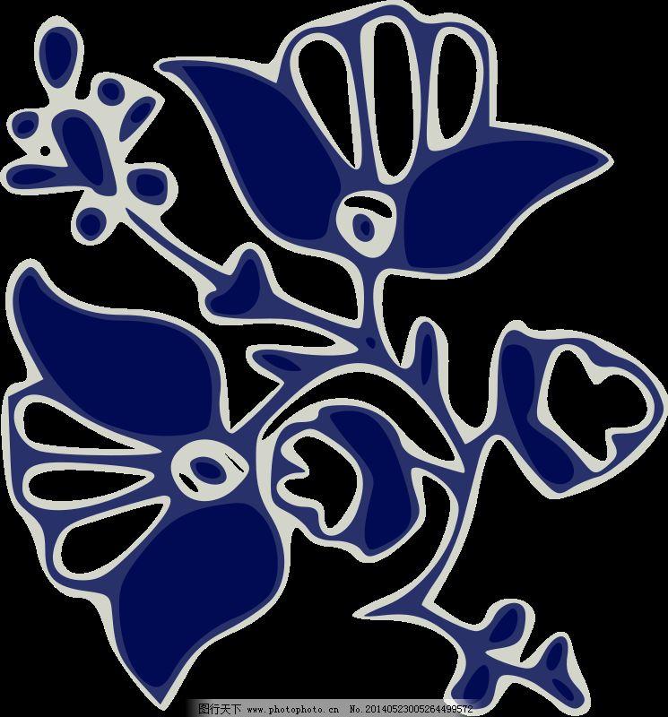 花卉 花卉图案 图案 花卉