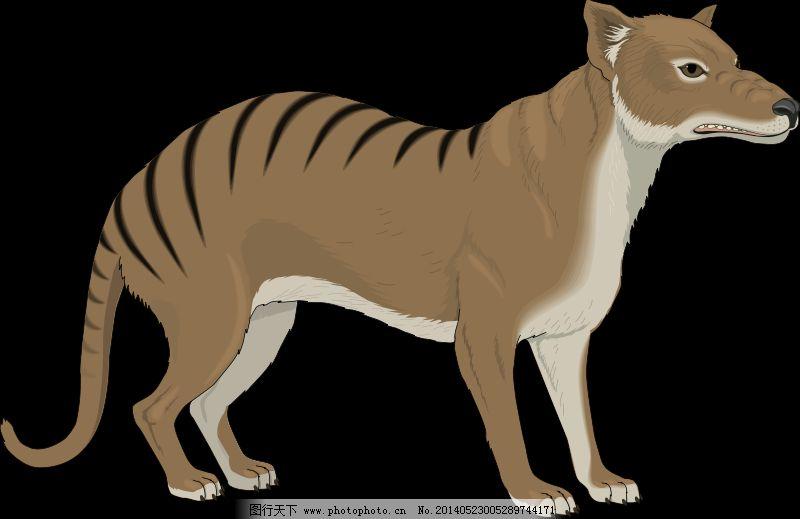卡通动物剪贴画 农场动物的剪贴画