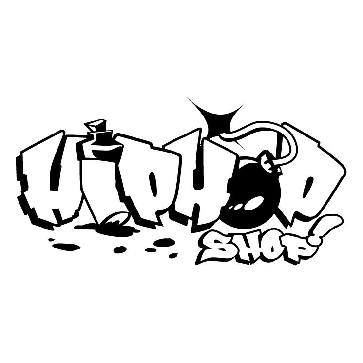 嘻哈手绘图片背景