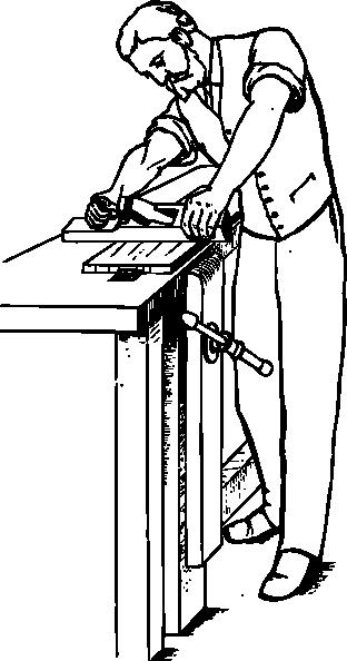 约翰尼/约翰尼平坦剪贴画的自动测试