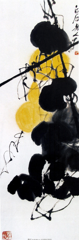 葫芦免费下载 葫芦 书法 葫芦 水墨画作 书法 家居装饰素材 山水风景