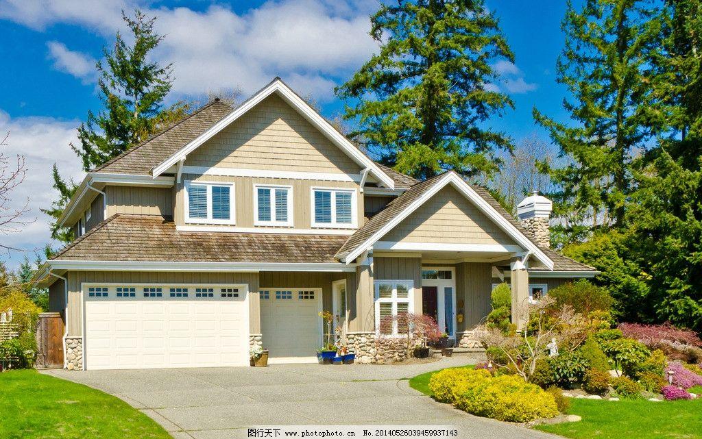 豪宅别墅房屋住宅图片