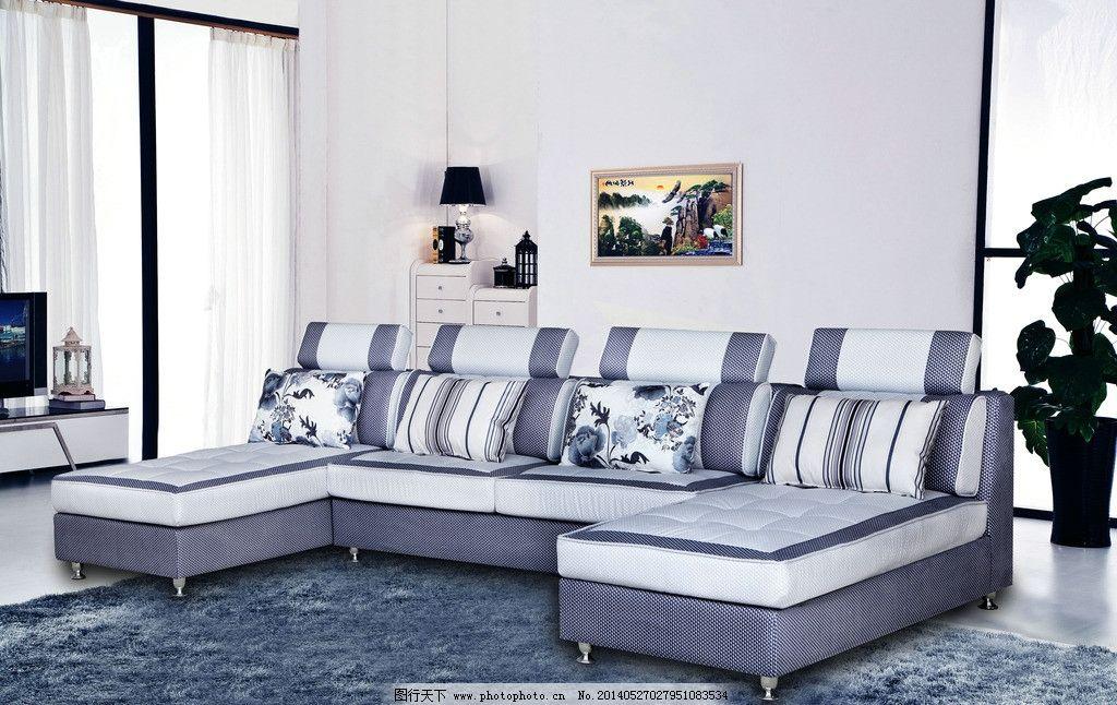 英式家具布艺沙发图片