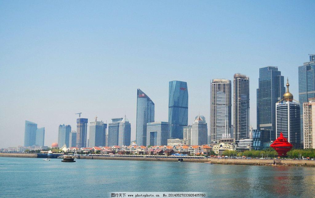 青岛奥帆中心风景图片