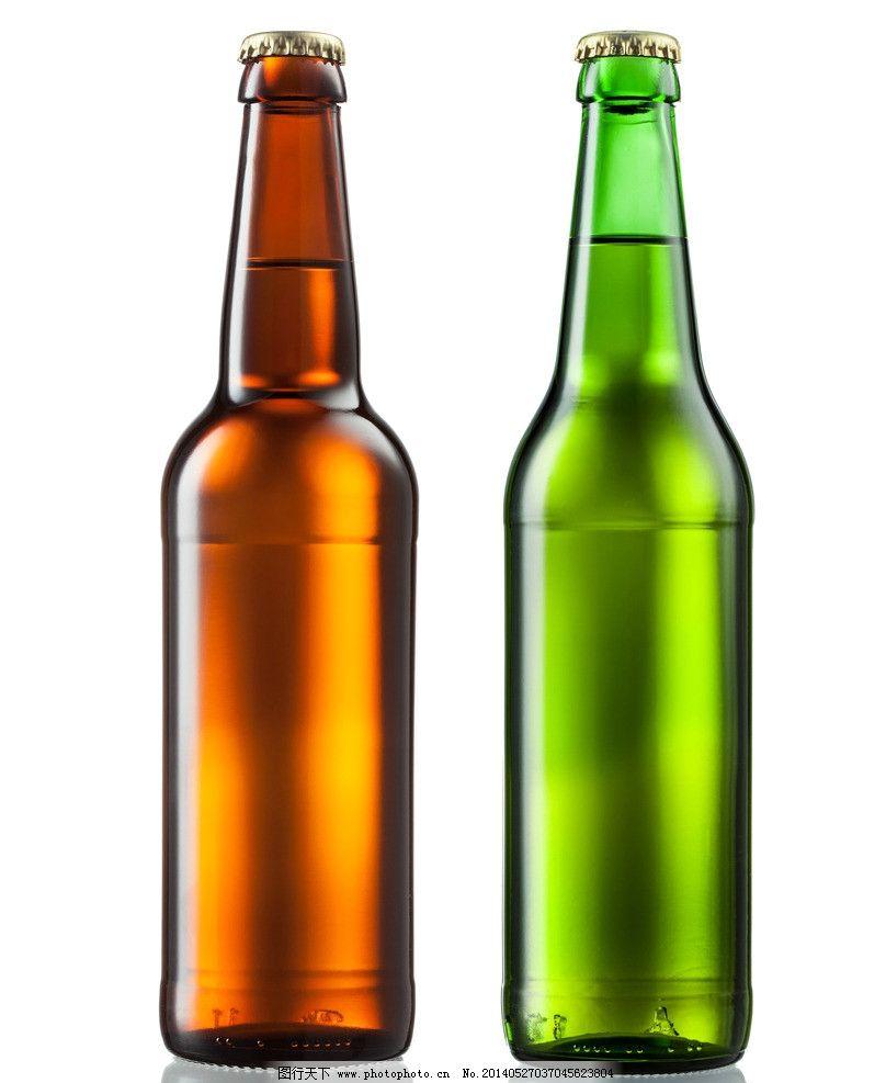 啤酒瓶 玻璃瓶 酒瓶子 啤酒广告 酒水广告 生活素材 摄影
