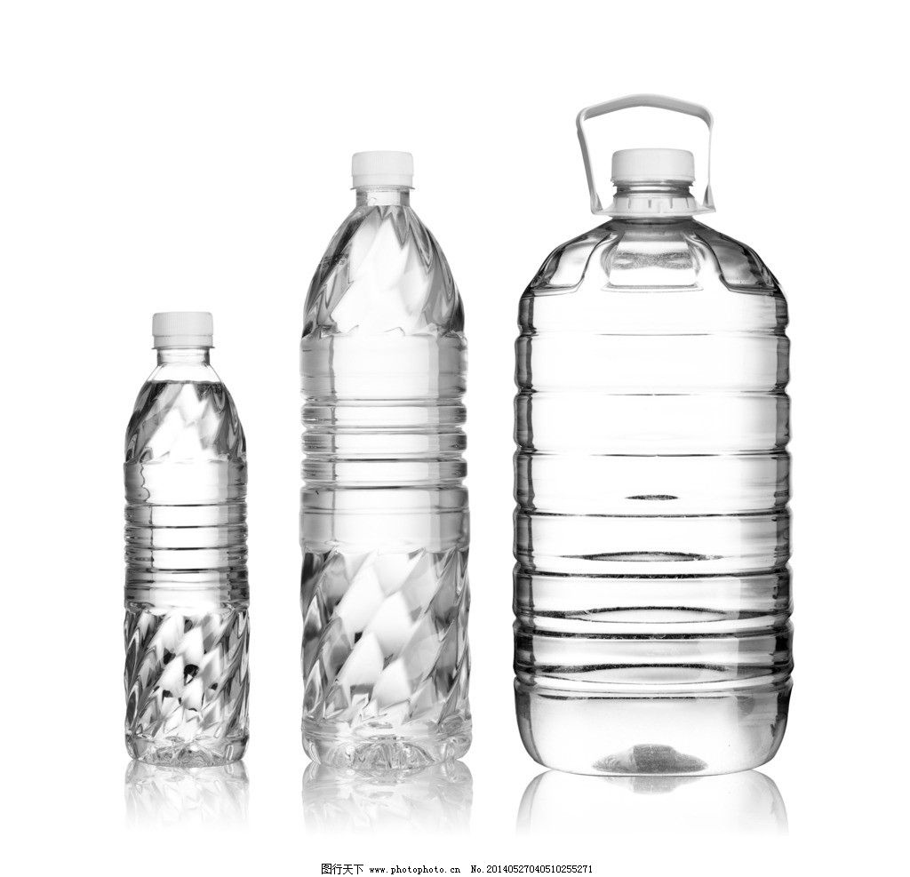 矿泉水瓶 塑料瓶 瓶子