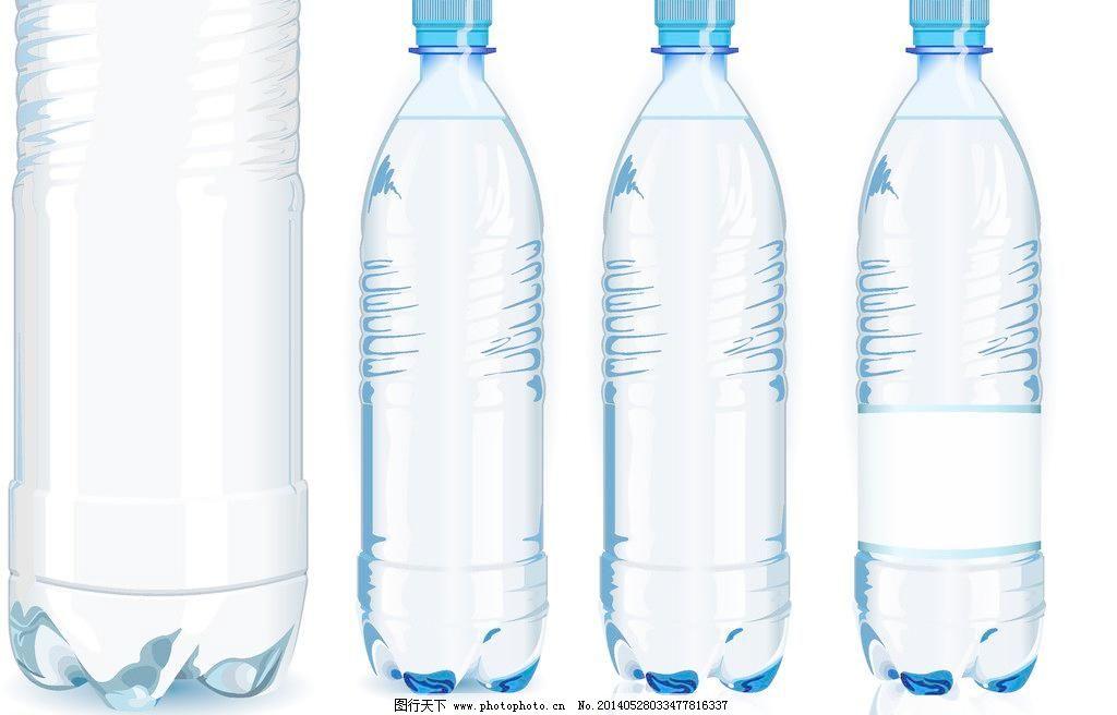 瓶子包装设计模板下载