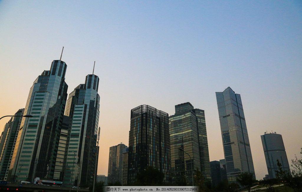 北京cbd 首都 北京 cbd 央视 中央电视台 京广大厦 北京风光 国内旅游