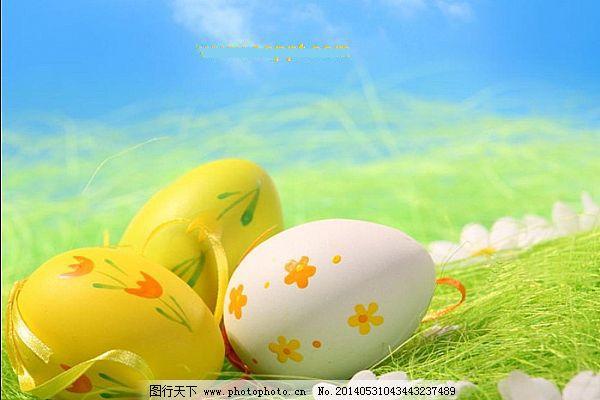 幼儿园炫彩鸡蛋图片