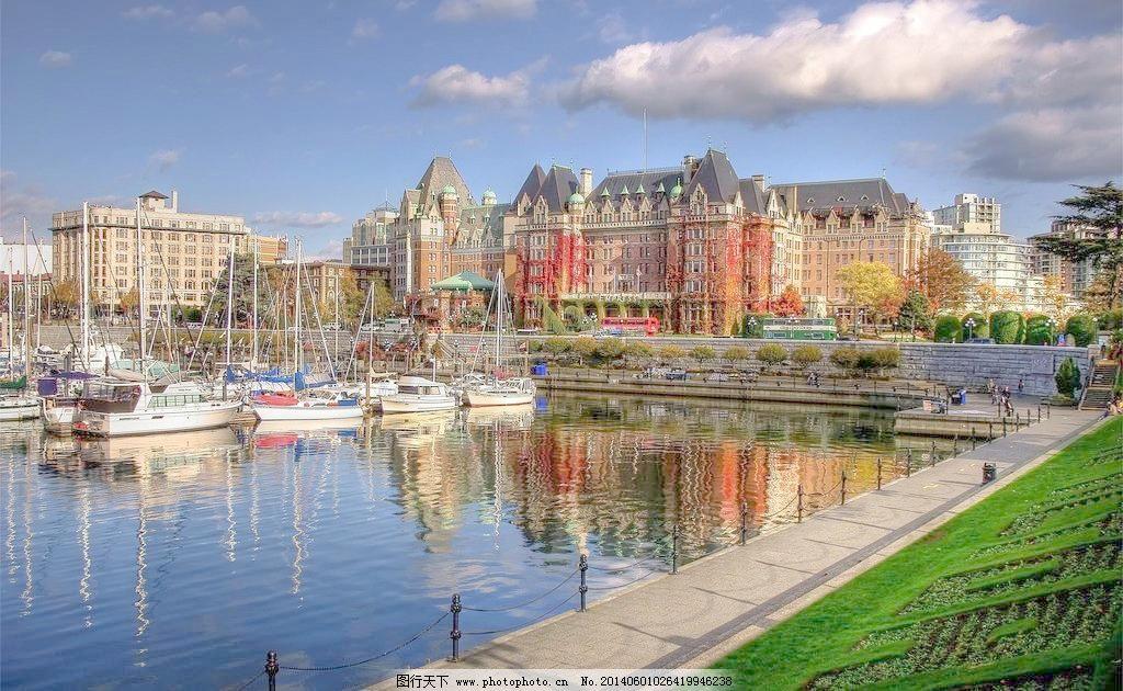 加拿大 温哥华 城市图片