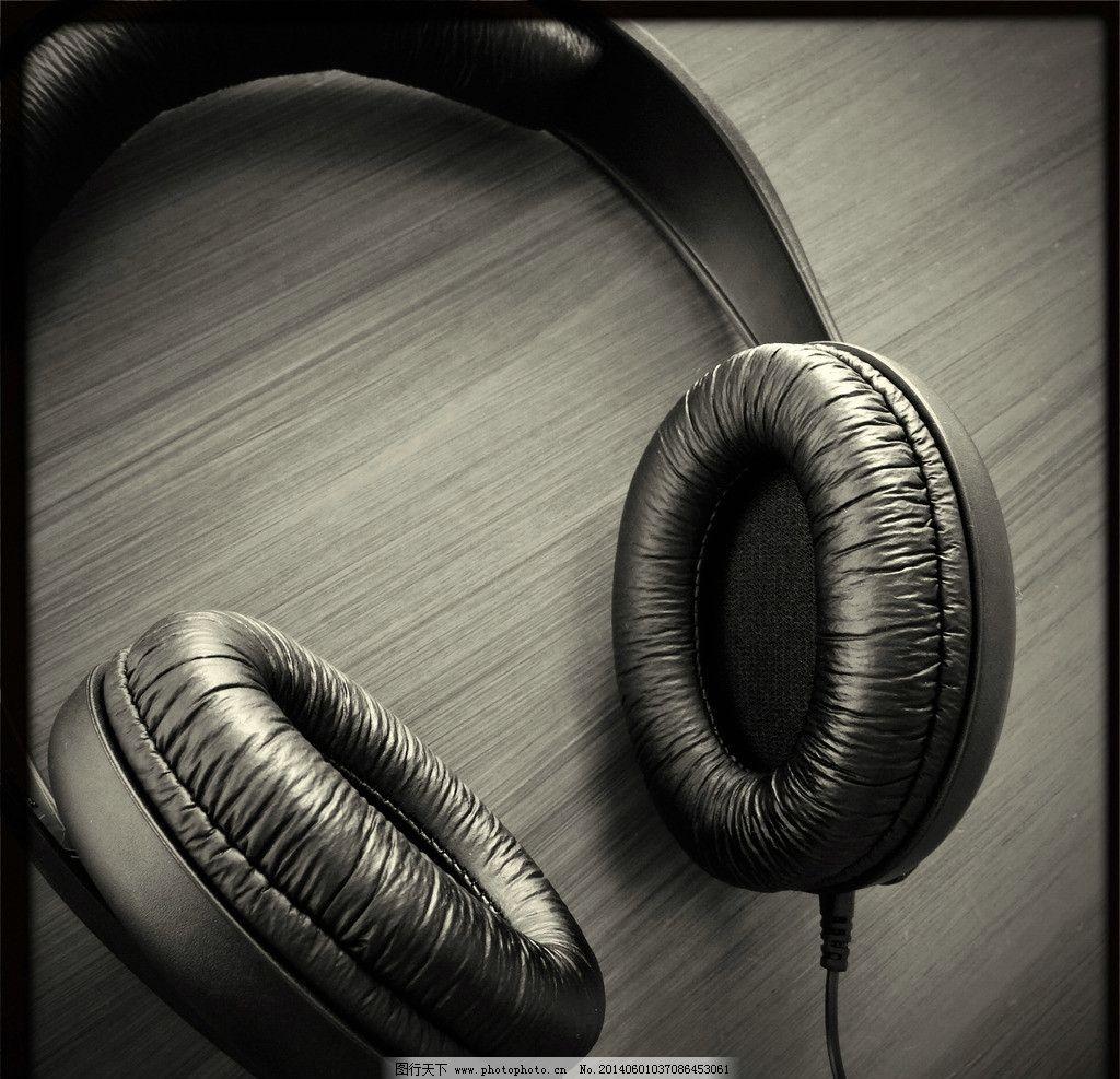 耳机 数码 数码产品 监听 降噪耳机 高档耳机 生活素材 生活百科 摄影