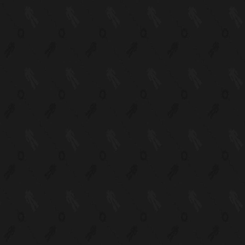 长方形黑素材