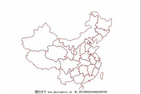 地图ppt模板