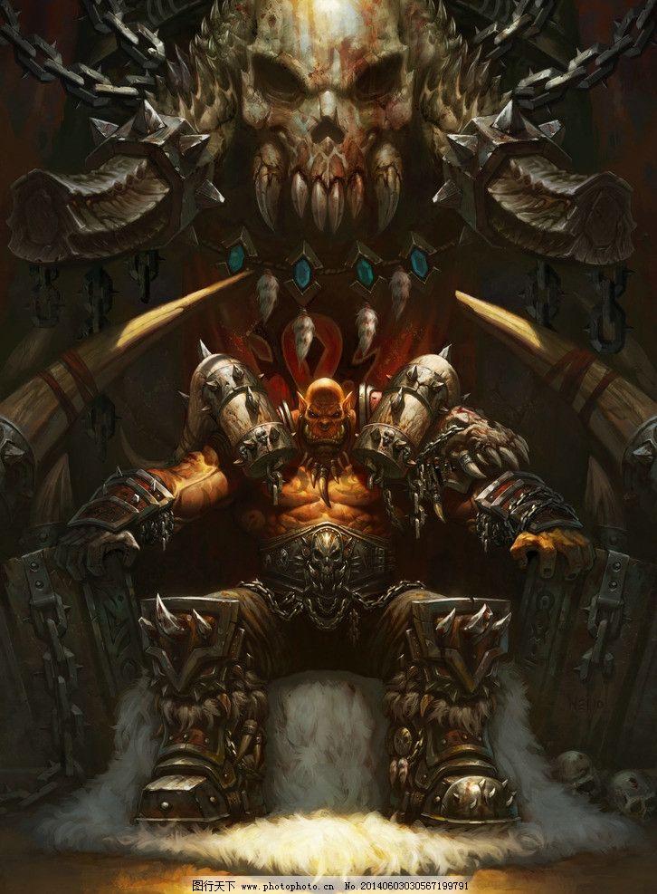 魔兽世界地狱咆哮图片