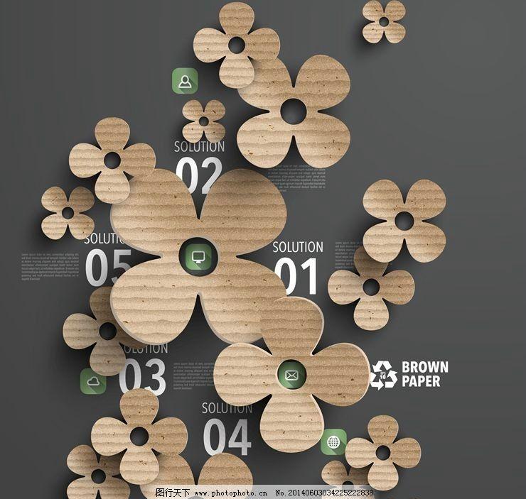 纸壳纸板设计图片