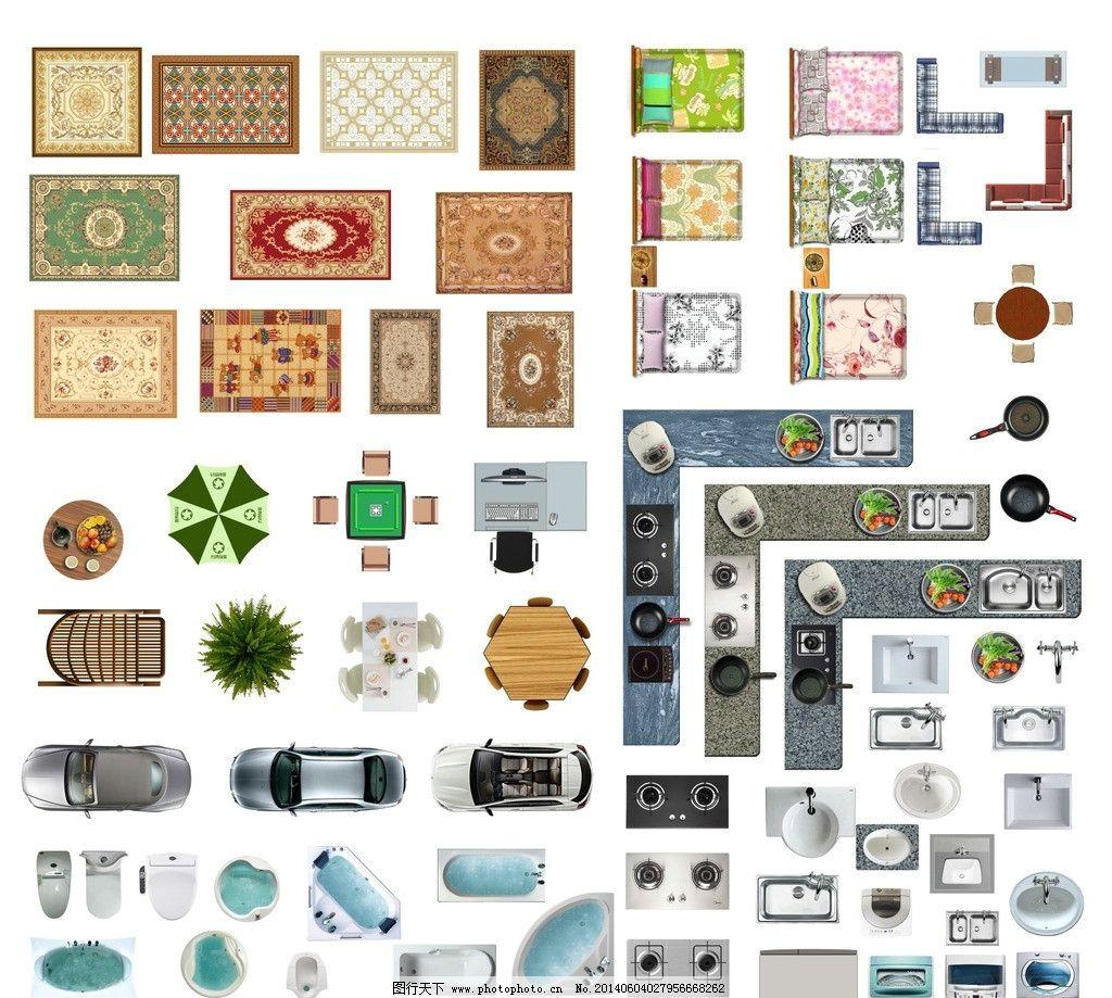ps后期平面图素材图片_室内设计_环境设计_图行天下