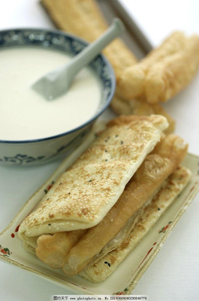 设计图库 界面设计 网页界面模板  早餐 豆浆 油条 早点 饮品 中式