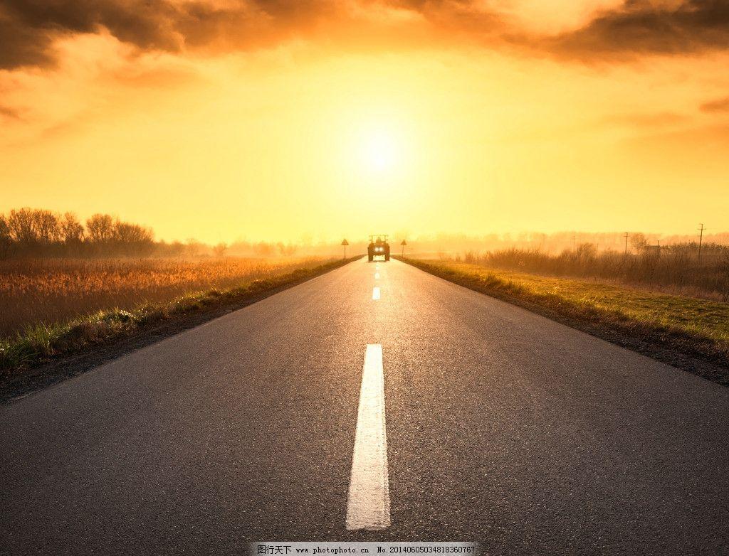 马路 公路-公路马路图片