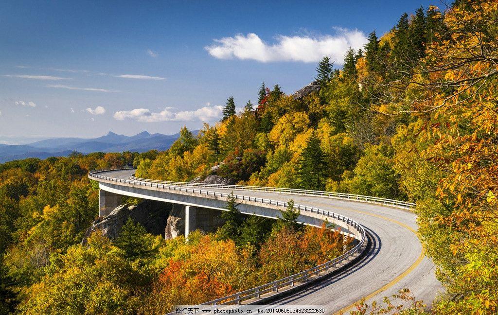 风景摄影 盘山/盘山公路图片