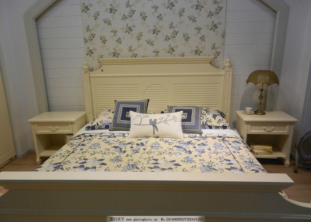 床 花纹 温馨 全友      家具 沙发 家居生活 生活百科 摄影 300dpi