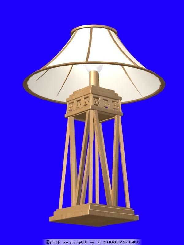 创意灯具设计模型免费下载 3d模型 灯具 台灯设计 台灯设计 灯具 3d模