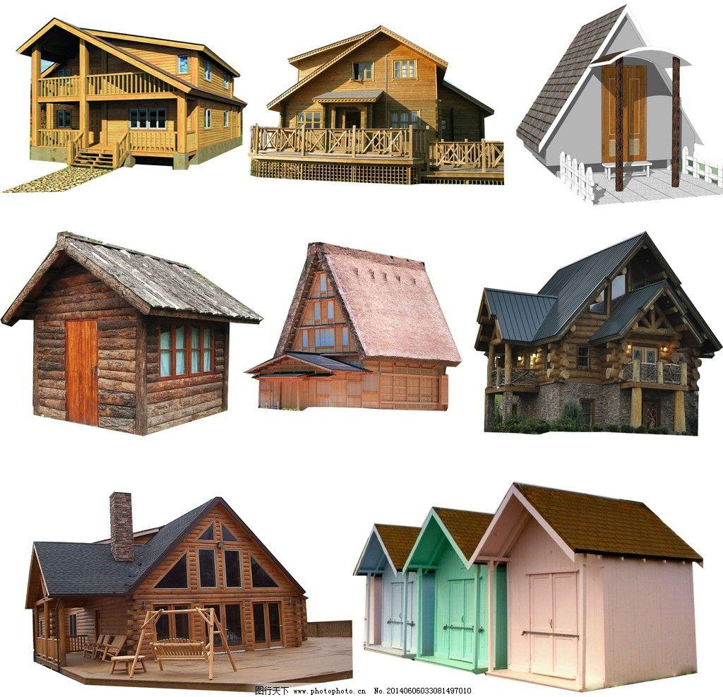 设计素材 凉亭与假山 园林设计素材 风景园林设计效果图素材