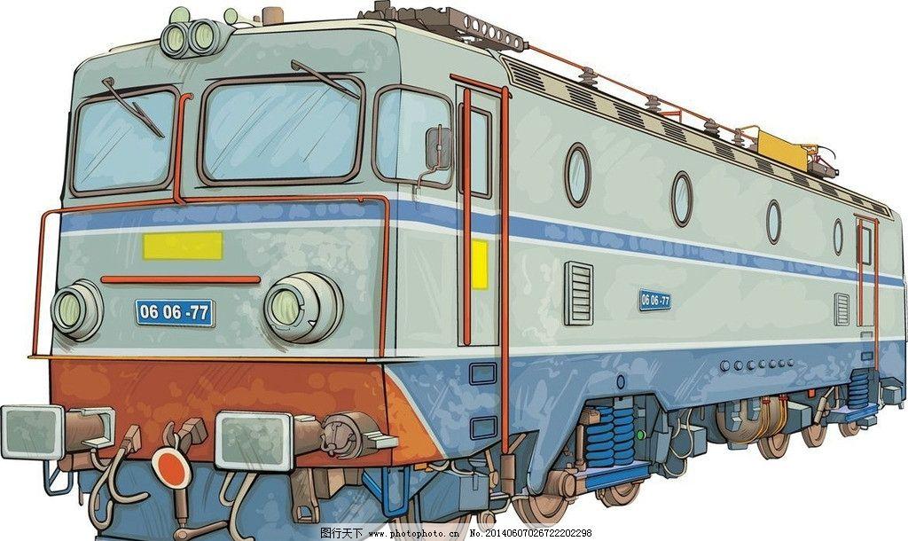 蒸汽火车头 火车 火车车厢 火车头 地铁 电车 火车设计 蒸汽火车 铁路