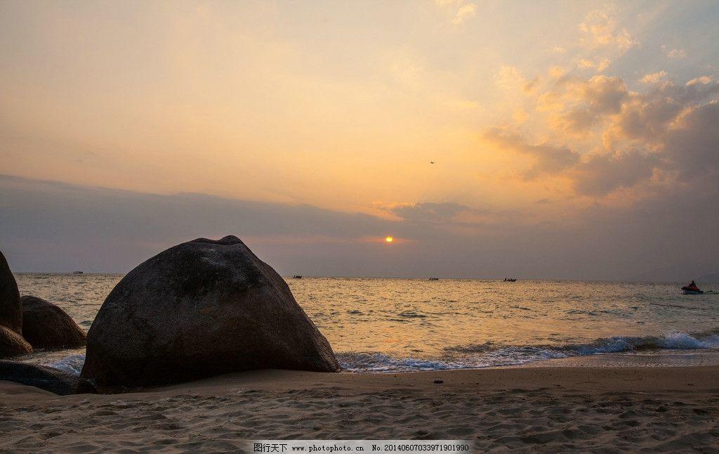 天涯海角 天涯海角图片素材下载 三亚湾 海南景点 旅游景区 海南自然